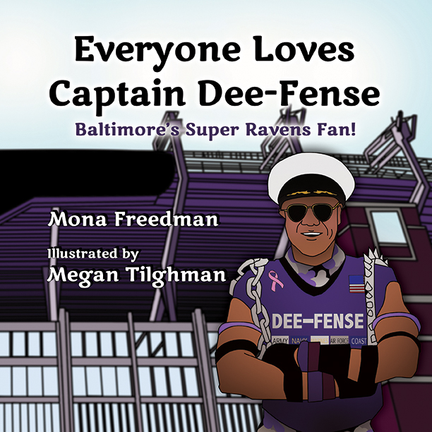 Everyone Loves Captain Dee-Fense Children's Book