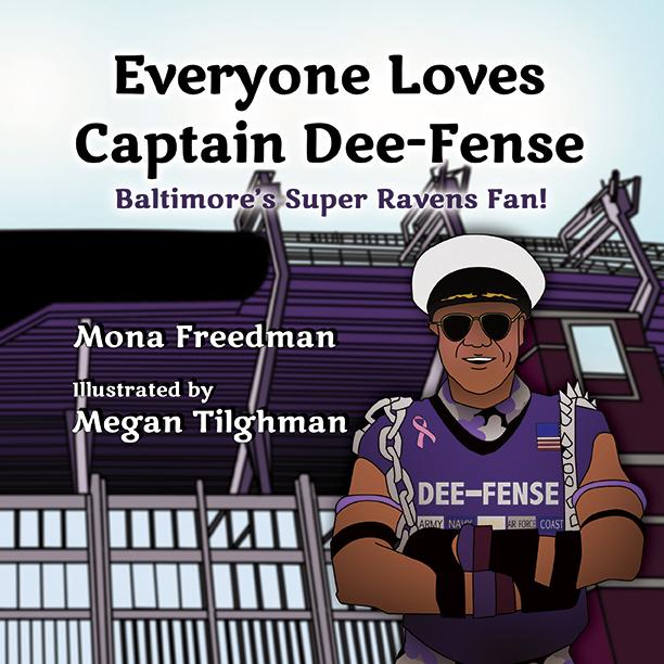 Everyone Loves Captain Dee-Fense Children's Book