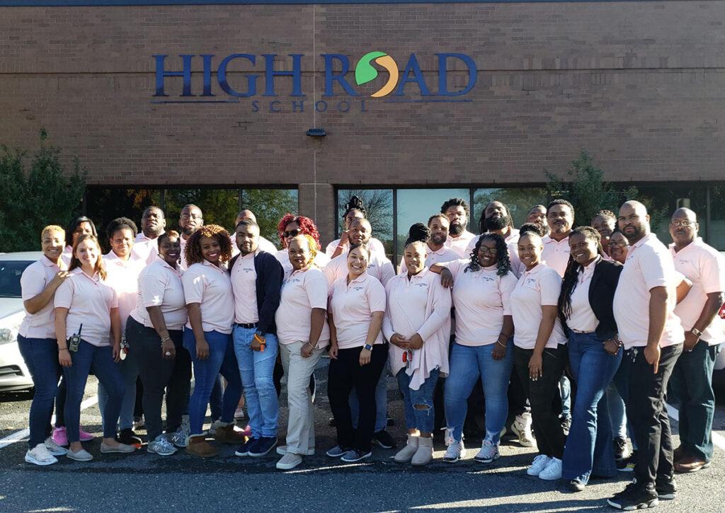 High Road School Staff